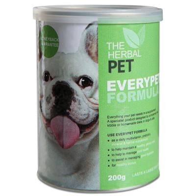 The Herbal Pet Everypet Formula