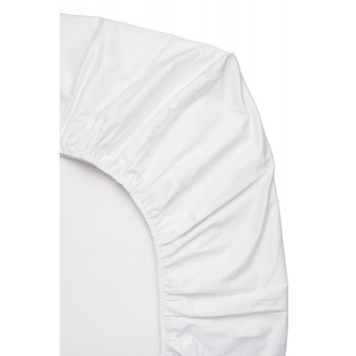 The Pure Cotton Shop Organic Cotton Fitted Sheet