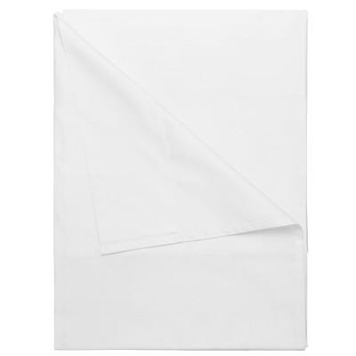 The Pure Cotton Shop Organic Cotton Flat Sheet
