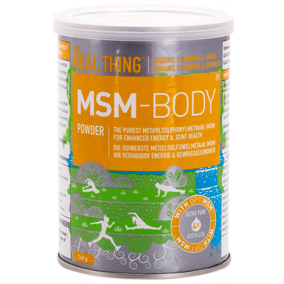 The Real Thing MSM Powder