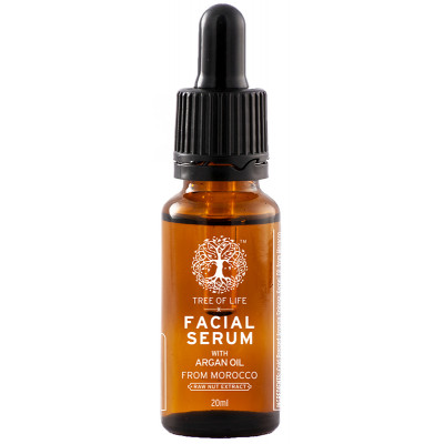 Tree Of Life Facial Serum With Argan Oil