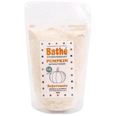 Bathe Hydrotherapy Pumpkin Bathing Powder