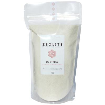 Zeolite Mineral Soaking Salts De-Stress