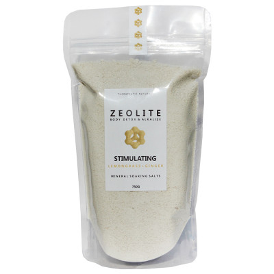 Zeolite Mineral Soaking Salts Stimulating