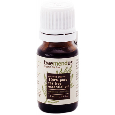 Treemendus Organic Tea Tree Oil