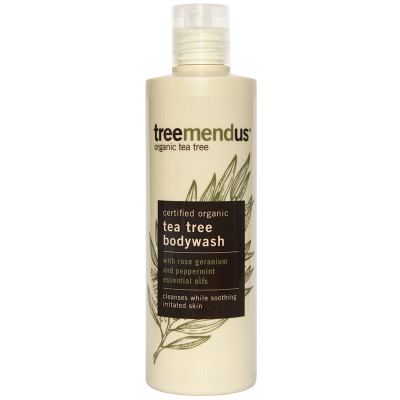 Treemendus Organic Tea Tree Bodywash