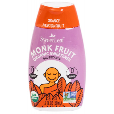 SweetLeaf Monk Fruit Sweetener - Orange Passionfruit