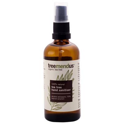 Treemendus Organic Tea Tree Hand Sanitiser