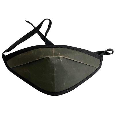 Wren Design Classic Face Mask - Black