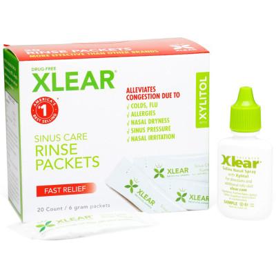 Xlear Sinus Care Netipot Refill