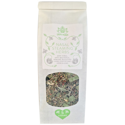 Yoni Eggs Nasal Steaming Herbs - 5 Steam
