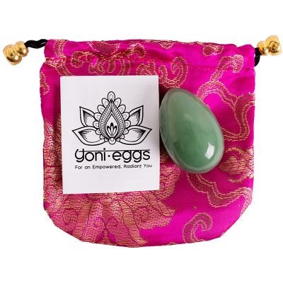 Yoni Egg - Medium Indian Jade Egg