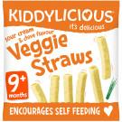 Kiddylicious Veggie Straws - Sour Cream & Chive