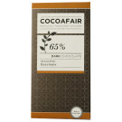 CocoaFair 65% Dark Chocolate with Hazelnuts