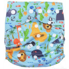 Fancypants All-in-One Cloth Nappy - Africa