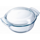 Pyrex Classic Round Casserole Dish with Lid