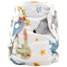 Bamboo Baby Newborn All-In-One Nappy