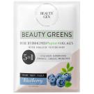 Beauty Gen Pure Hydrolised Peptan Collagen Sachets - Blueberry