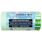 Bonnie Bio Compostable Pedal Bin Bags - 3 & 5 Litre