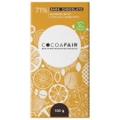 Cocoafair Citrus & Cardamom Dark Chocolate