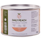 Daily Peach Makeup Removal + Toning Cotton Pads
