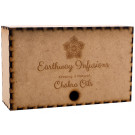 Earthway Infusions Chakra Oil Wooden Boxset