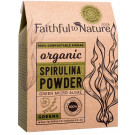 Faithful to Nature Organic Spirulina Powder