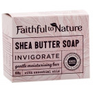 Faithful to Nature Shea Butter Soap - Invigorate