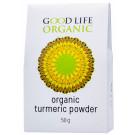 Good Life Organic Ground Turmeric