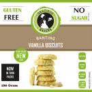 Gracious Bakers Vanilla Biscuits