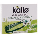 Kallo Very Low Salt Vegetable Stock Cubes