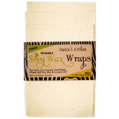 Janice's Kitchen Soy Wax Wraps - Unbleached Organic Hemp
