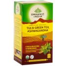 Organic India Tulsi Green Tea Ashwagandha