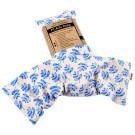 FLAXi Bag Natural Heat Therapy - Royal Blue Foliage