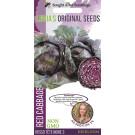Linda's Original Seeds Red Cabbage
