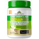 Nature's Nutrition Super Greens & Reds & Protein Vanilla