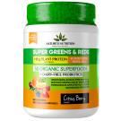 Nature's Nutrition Super Greens & Reds - Citrus Berry