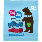 Bear Paws Raspberry Blueberry