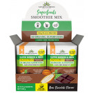 Nature's Nutrition Super Greens & Reds & Protein Chocolate - 20 Sachets