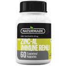 Zinc-Al Immune Renu Capsules