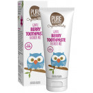 Pure Beginnings Berry Toothpaste (Fluoride-Free)