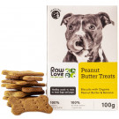 Raw Love Peanut Butter Treats