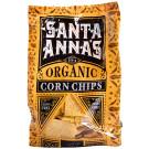Santa Anna's Organic Corn Chips, 80g