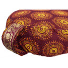 Simply Shweshwe Zafu Cushion - Whole Earth