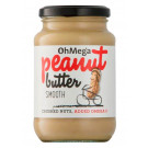 Oh Mega Smooth Peanut Butter