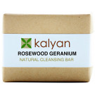 Kalyan Rosewood Geranium Natural Cleansing Bar