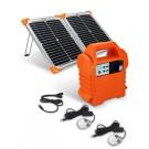 Ecoboxx DC 160 Solar Kit