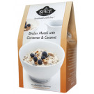 Spice and All Things Nice Bircher Muesli