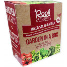 Reel Gardening Mixed Salad Garden in a Box