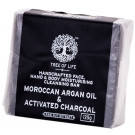 Tree of Life Argan Oil & Charcoal Soap Bar